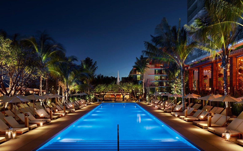 The Miami Beach EDITION Header